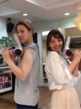 中島ブログ ヘアビューザー1